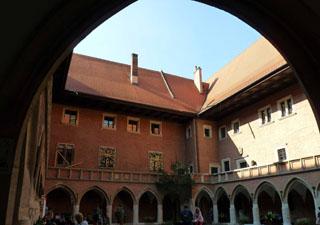 Uniwersytet Jagielloński - Collegium Maius